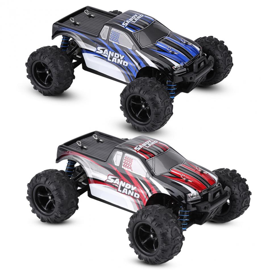 9300 2.4GHz 1/18 Remote Control Four-Wheel Drive Car RC Model Vehicle Toy RC Model Car High Speed RC Car 1 12 high speed car ratio control 2 4 ghz all wheel drive model 4x4 driving car assebled buggy vehicle toy