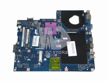 MBN5402001 MB. N5402.001 Mère D'ordinateur Portable pour Acer Emachines E525 5732z KAWF0 LA-4851P GL40 DDR2 Livraison CPU