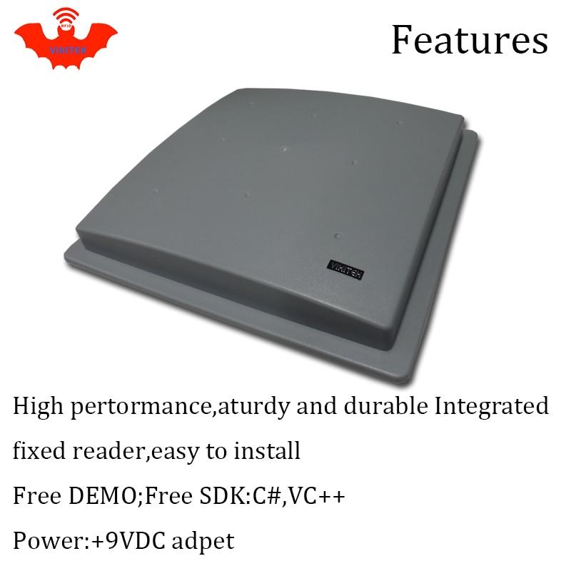Gama e mesme e lexuesit UHF RFID (më shumë se 6 milion) VIKITEK 61M - Siguria dhe mbrojtja - Foto 6