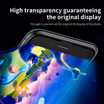 Baseus 0.3mm Thin Protective Glass For iPhone 7 8 6 6s Screen Protector 9H Full Coverage Tempered Glass For iPhone X XS MAX 4