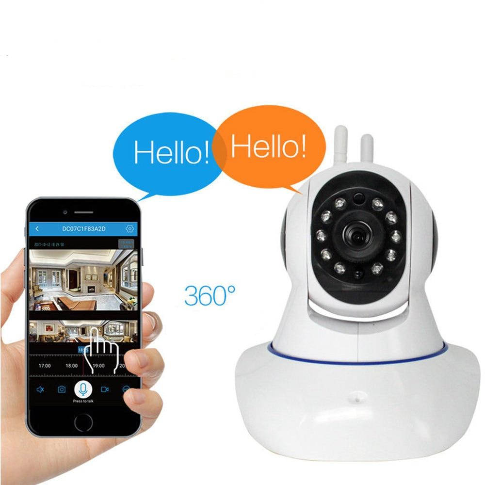 1080P Pan Tilt font b Wireless b font WiFi IP Camera Home Security Surveillance Video Camera