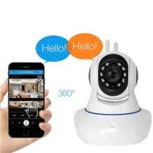 1080P Pan/Tilt Wireless WiFi IP Camera Home Security Surveillance Video Camera with Two Way Audio Night Vision for Baby