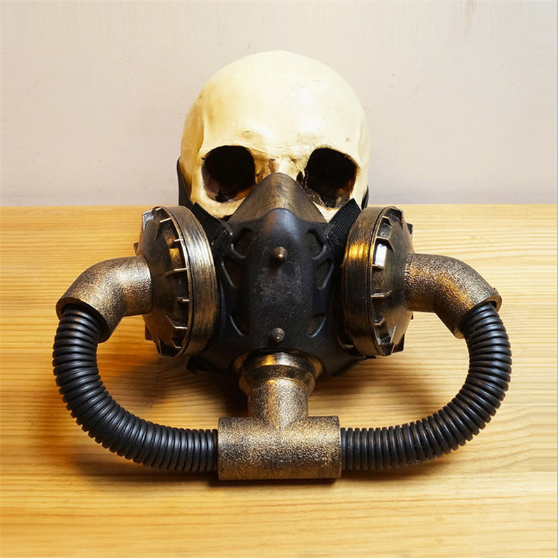 противогаз в виде маски
