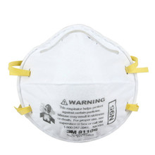 1PCS 3M 8110S N95 Kid Mask Particulate Respirator Collapsible Antiviral Dust Mask PM2.5 Prevent Mist Guaze Mask