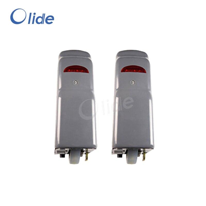 Ouvreur automatique de porte d'oscillation résistant pour l'usage à la maison, Type électrique de roue d'opérateur de porte d'oscillation