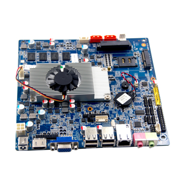 все цены на Cheap mini itx  motherboard QM77 With onboard intel core celeron 1037U processors support wifi 3G / 2 LAN онлайн