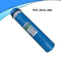 Barato 400g ro membrana filtro de agua de ósmosis inversa desalinizador de agua TFC-3013-400 purificador de agua reemplazar filtro de agua osmose