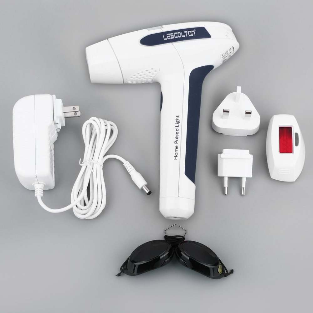 LESCOLTON Safe Razor Hair Removal Home Pulsed Light with LCD Display T-006i USLESCOLTON Safe Razor Hair Removal Home Pulsed Light with LCD Display T-006i US