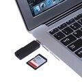 Alta qualidade novo mini 2em1 usb 2.0 de alta velocidade de 5 gbps adaptador leitor de cartão micro sd sdxc tf
