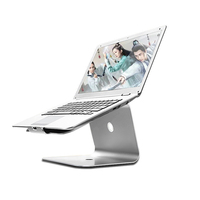 Aluminum Alloy Laptop Stand for Home/Office 11 17 Notebook Holder Desk Heat Dissipation Bracket Cooling Pad for Macbook Air Pro