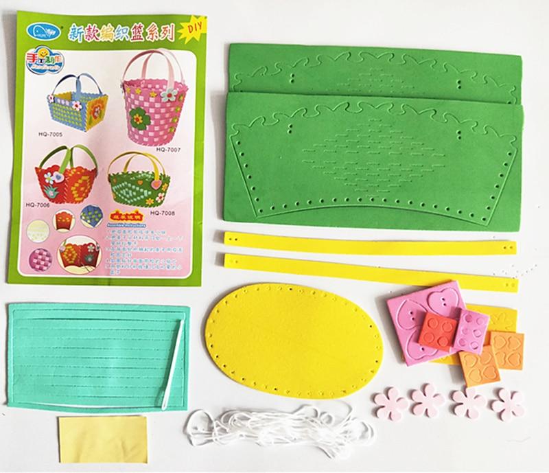 Happyxuan 8 projetos lote Crianças DIY Art