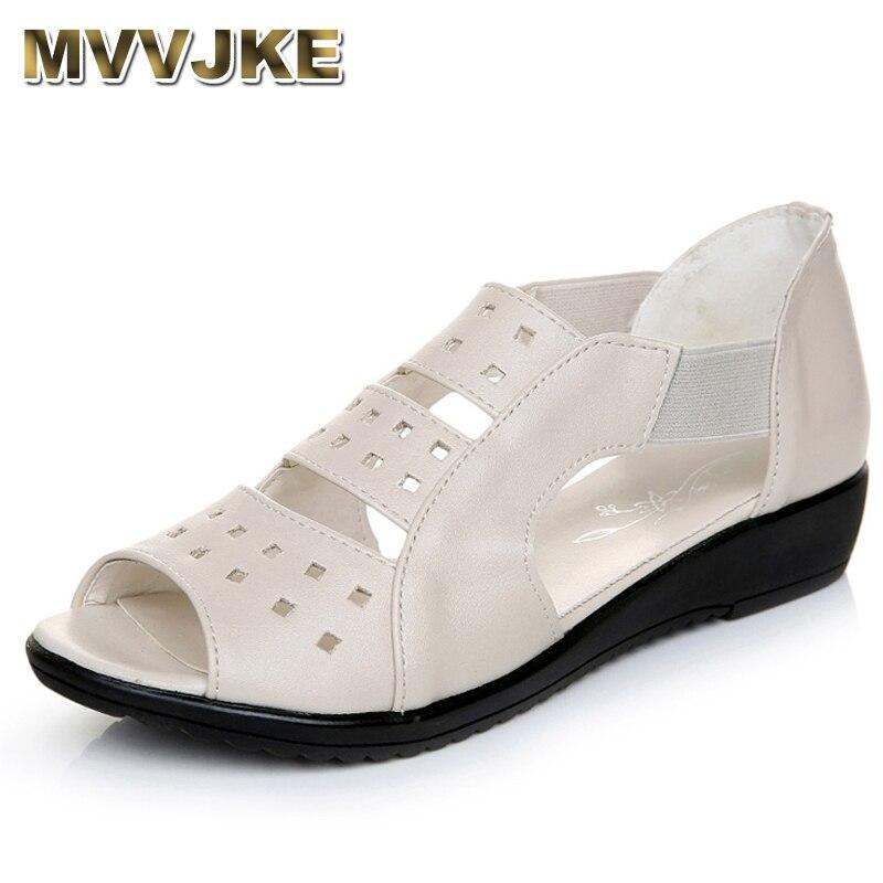 9bab2523d9ba MVVJKE/Летняя женская обувь; женские сандалии из ...