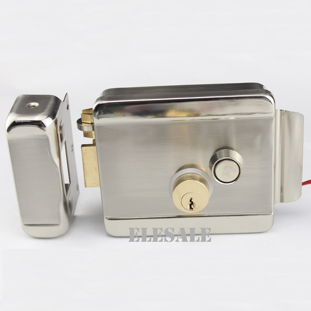 Brand New Electric Control Magnetic Door Lock For 12V DC Access Control System