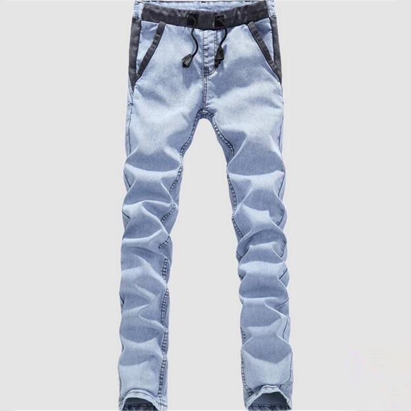 Bolsos de camuflaje de moda para hombre pantalones delgados de - Ropa de hombre - foto 2