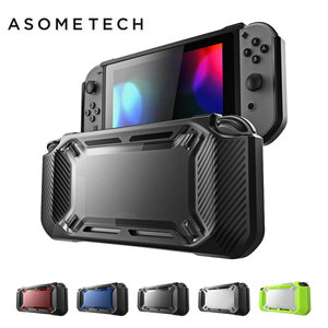 Image 1 - Hard Shell Case For Nintend Switch Shockproof Protective Case For Nintendo Switch Console NS For Nintend Switch Case Accessories