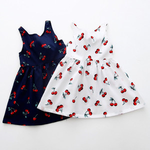 ARLONEET 2019 New summer babys Dress Toddler Girls Summer Princess Dress Kids Baby Party Wedding Sleeveless Dresses Z0207(China)