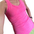 Summer Style Casual Loose And Comfortable Quick-drying Vest, Seamless XL Removable Chest Pad Camisole BX1014