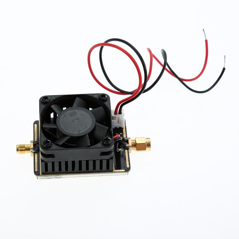 NEW Wireless 433Mhz 5W/5000mW AV Transmitter Signal Booster Amplifier For FPV RC Model Quadcopter