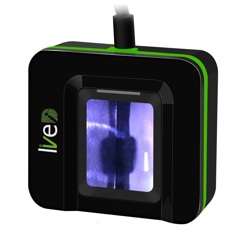 Считыватель отпечатков пальцев live20r USB Reader сканер отпечатков пальцев ZK Live 20r ID USB отпечатков пальцев Сенсор