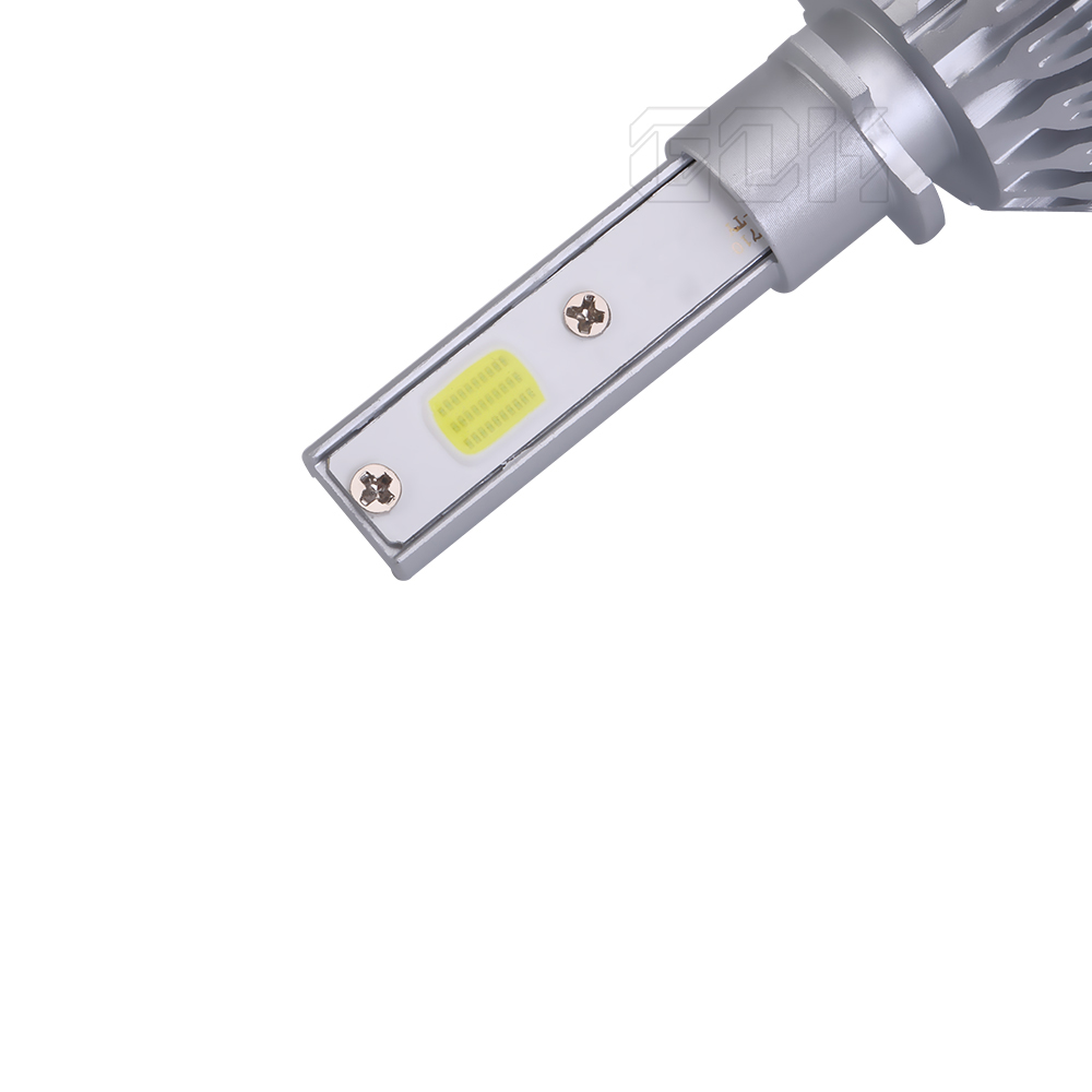 1 Set 2 36W 72W COB Car 881 LED Headlight 7600LM led H1 H3 H4 H7 H11 HB3 9005 HB4 881 Kit 6000K White Auto Fog Lamp in Car Headlight Bulbs LED from Automobiles Motorcycles