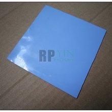 100 мм* 100 мм* 0,5 мм термопрокладка/прокладки для чипсета/чипов/IC ноутбука/VRAM охлаждающая Теплопроводящая Синяя