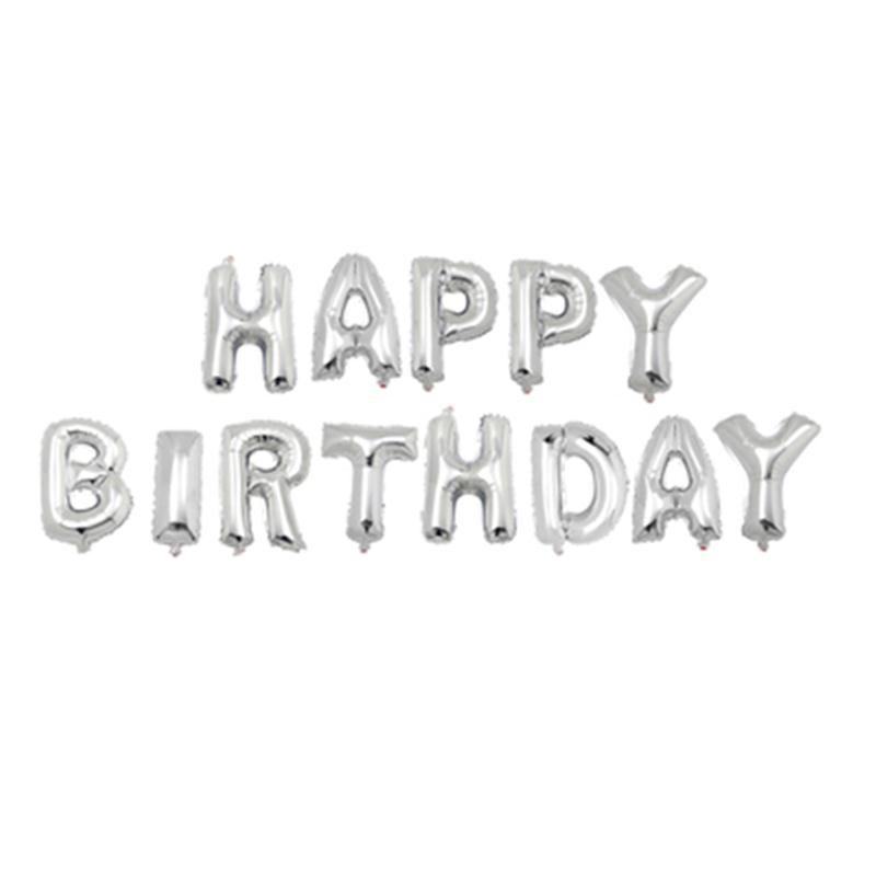 16 ინჩი დაბადების დღეზე Balloon - დღესასწაულები და წვეულება - ფოტო 3