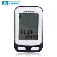 INBIKE 5 Languages Bike Computer Wired Bicycle Speedometer Odometer Waterproof Backlight 767