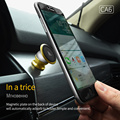 HOCO CA6 Holders metal magnetic vehicle car desktop magnetic Holder Rotating stands for iPhone Samsung Galaxy Xiaomi Huawei