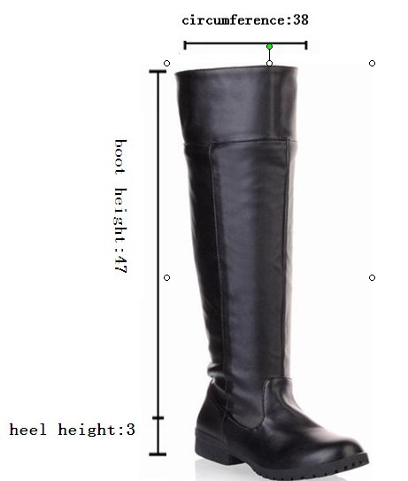Attack on Titan Shingeki no Kyojin Eren Jaeger Unisex Black Boots Cosplay boots Extra Large US size 5 12
