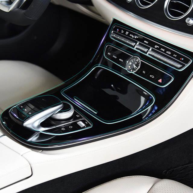 Online Shop Car Center Console Control Gear Panel Interior Trim