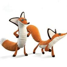 Маленький принц, лиса, плюшевые куклы 45 см/le Petit Prince, плюшевое животное, развивающие игрушки для детей, подарок на день рождения/Рождество