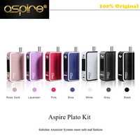 10 PCS LOT Wholesale Price Aspire Plato Kit With The Feature Of Temperature Control And Wattage