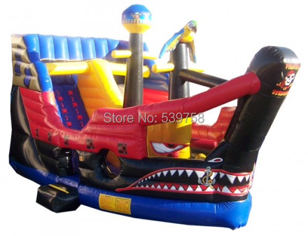 Factory direct inflatable castle slide, inflatable bouncer, inflatable fun city, inflatable slides CN-007 factory direct inflatable castle slide small household slides inflatable slides cn 046