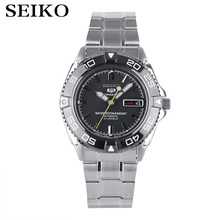 seiko watch men 5 automatic watch Luxury Brand Waterproof Sport Wrist Watch Date mens watches diving watch relogio masculin snzb seiko automatic presage sarx019