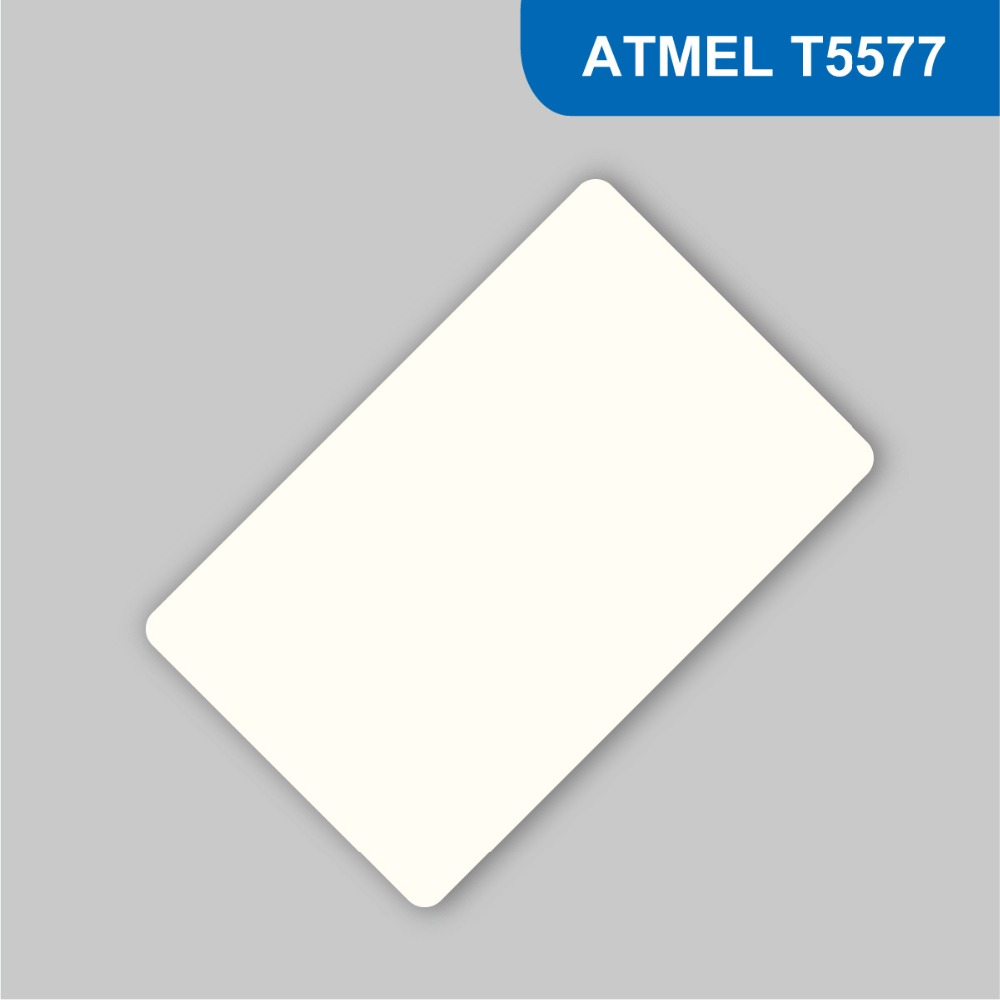 RFID ISO PVC Card for access control, Hotel RFID Card, Read and Write Card, Smart Card 125KHz T5577 Chip Free shipping 1000 pcs lot rfid frequency 13 56mhz contactless ic pvc card read and write smart card for access control system