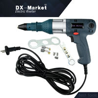Electric rivet gun tool , Drill Adapter riveting tools ,High Quality blind rivet guns tools , 350W 220V / 3.2mm 4.0mm 4.8mm