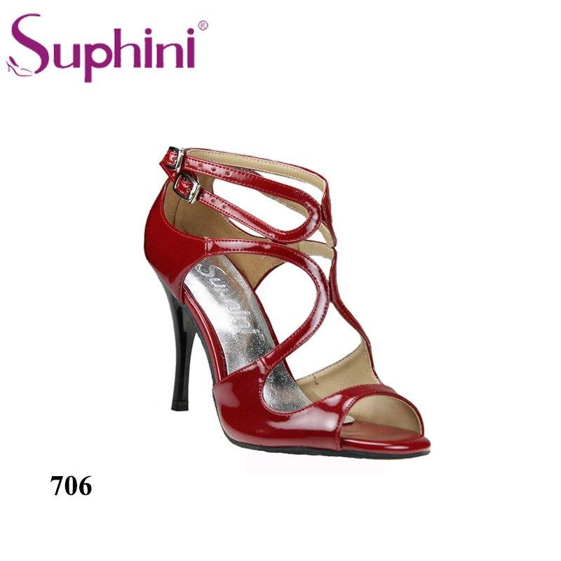 Fast Shipping high heel dance shoes red tango dance shoesFast Shipping high heel dance shoes red tango dance shoes