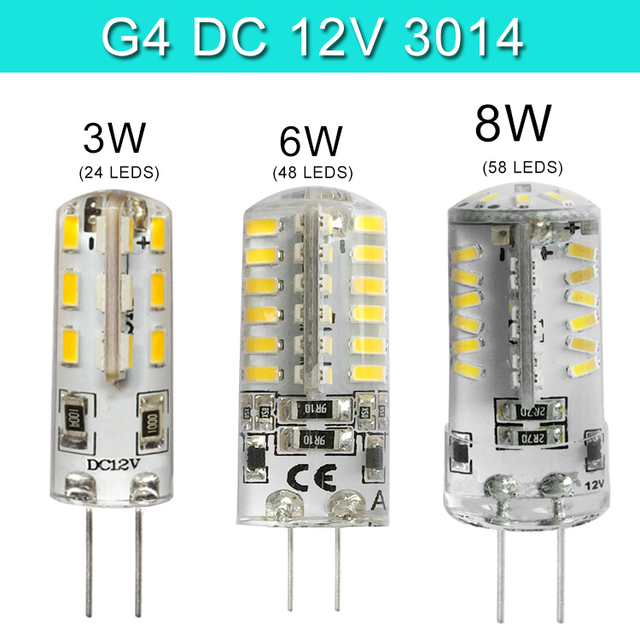 Light Lamps Tubes G4 Us8 Capsule 6w 910x 12v Halogen Replace Bulbsamp; 3w 30w 8w Led Bulb Lamp Smd In drxshQCBto