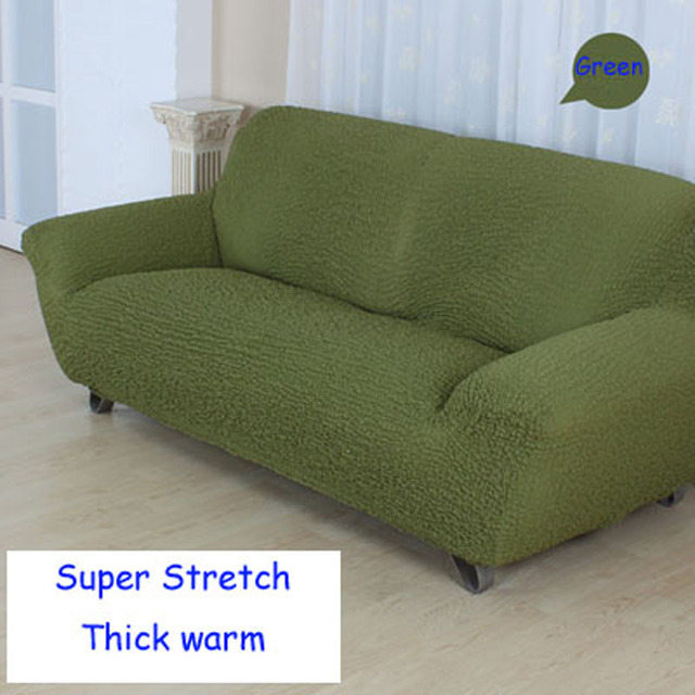 Waterproof Stretch Slipcover Sofa Cover Couch Full All Inclusive Non Slip Sets