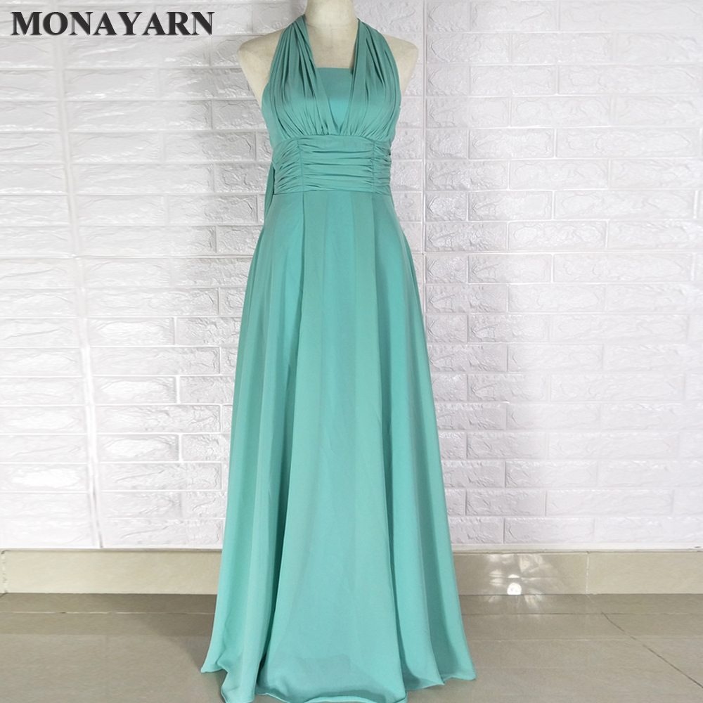 bridesmaid dress long chiffon shorts winter wedding dress Vestido De ...