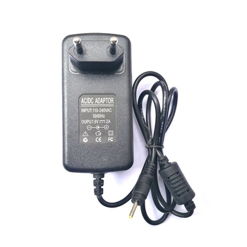 50pcs 9V 2A 2.5x0.7mm / 2.5mm Power Supply Adapter Charger for Tablet Aoson M12 M19 Pipo M2 M3 M8 Chuwi V3