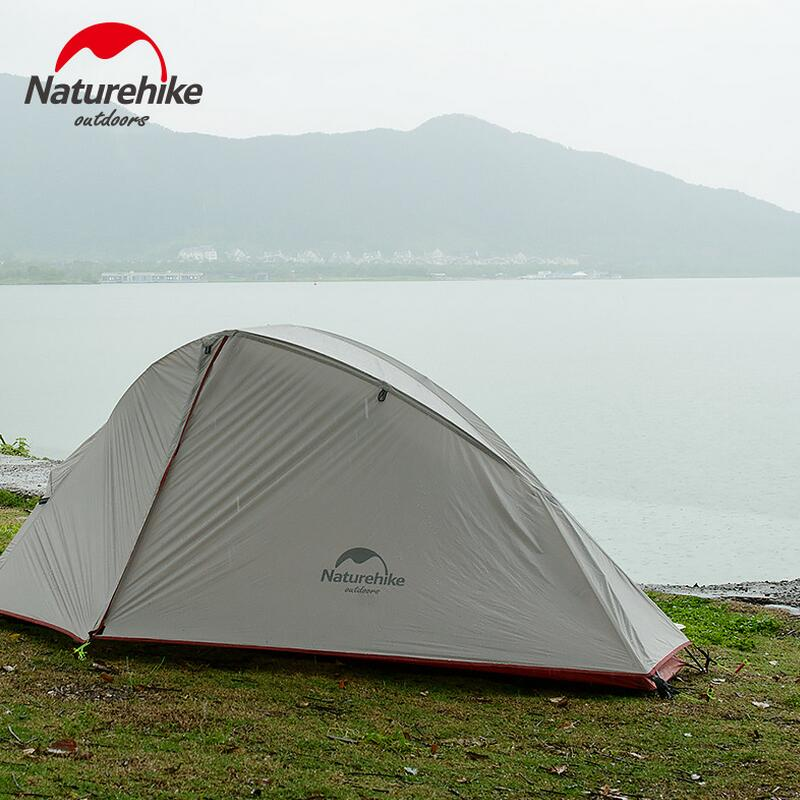 Naturehike Ultralight Folding 1 2 person tent Fishing Hiking hunting waterproof outdoor c&ing tourist tent C&ing equipment -in Tents from Sports ... & Naturehike Ultralight Folding 1 2 person tent Fishing Hiking ...