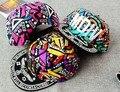 Casual unisex acrílico snapback gorra de béisbol ajustable gorra de béisbol de verano al aire libre deportes mujeres chica sombreros cabidos gorras mha006