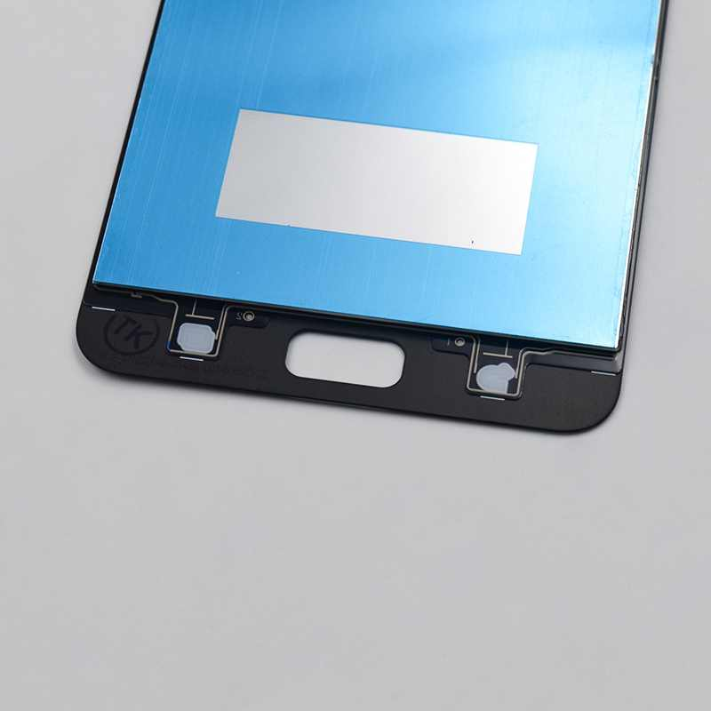 高品質 5.5 インチ黒/白 Asus zenfone 4 zenfone 4 最大 FrameDigitizer ZC554KL 液晶ディスプレイ + タッチスクリーンアセンブリ