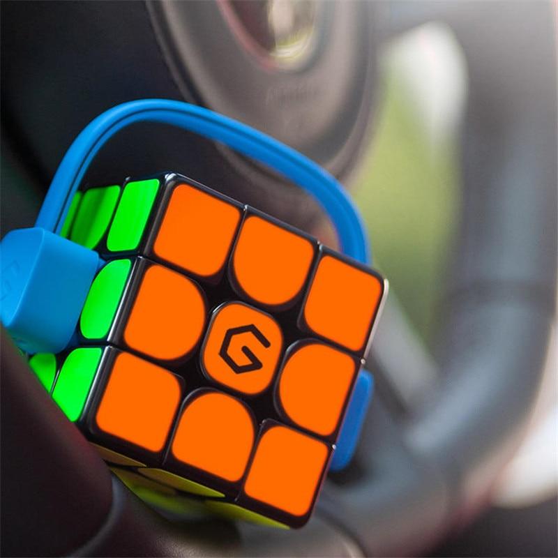 Smart Remote Control Flight Tracker Xiaomi Giiker Super Rubiks Cube Bluetooth Connection Sensing Identification Intellectual Development Toy Consumer Electronics