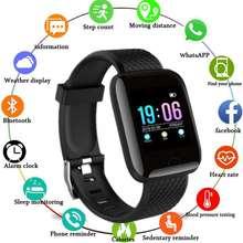 Wrist Smart Watch Men Blood Pressure Waterproof Smartwatch Women Heart Rate Monitor Fitness Tracker Sport For Android IOS
