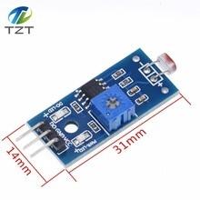 Модуль светочувствительного датчика светильник модуль обнаружения для Arduino DIY Kit