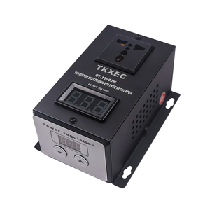 Image 4 - AC 220V 10000W SCR Electronic Voltage Regulator Temperature Speed Adjust Controller Dimming Dimmer Thermostat
