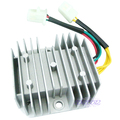6 Wire Voltage Regulator Rectifier For GY6 150 200 250cc Scooter ATV Quad 12V DC