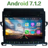 Android 7 1 2 2Din Quad Core 2GB RAM 16GB 4G Wifi Car DVD Player GPS